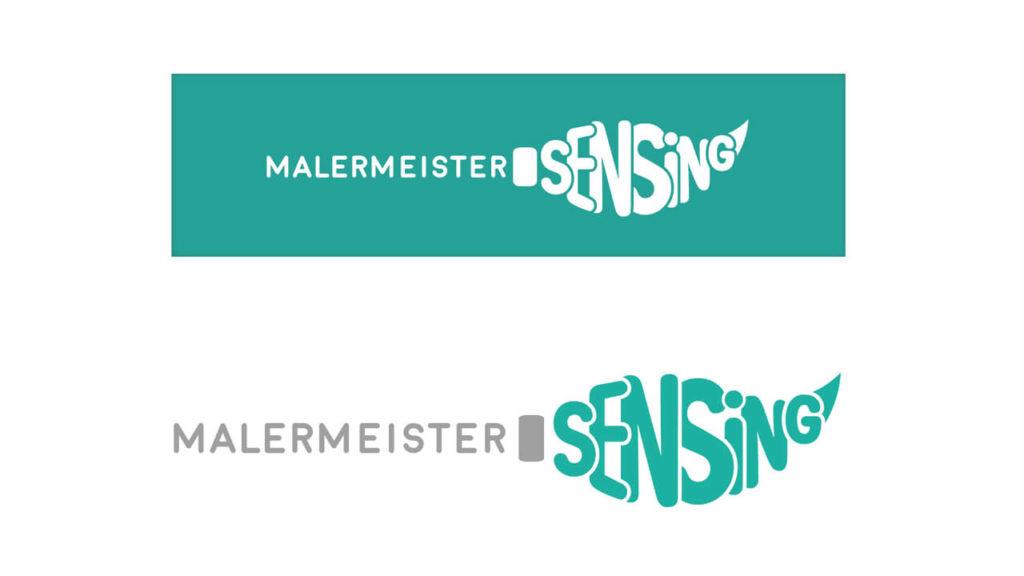 Webseite für Malermeister - Logo