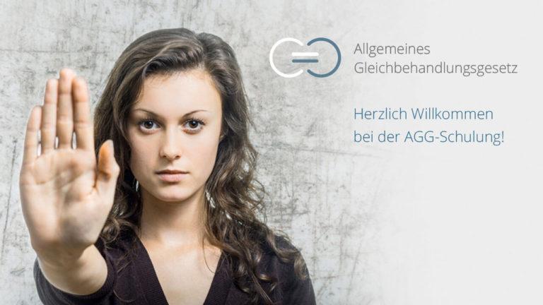 AGG-Zertifikat - Online Schulung
