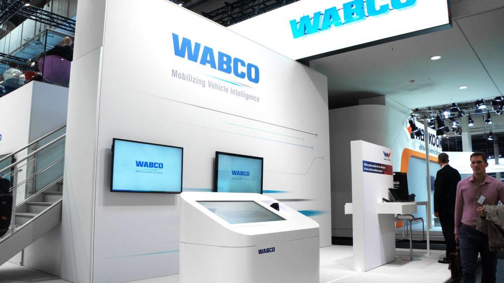 WABCO IAA 2018 - Monitore