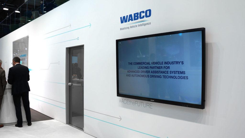 WABCO IAA 2018 - Monitor